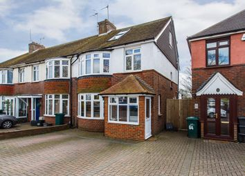 Thumbnail 4 bed semi-detached house for sale in Victoria Road, Portslade, Brighton