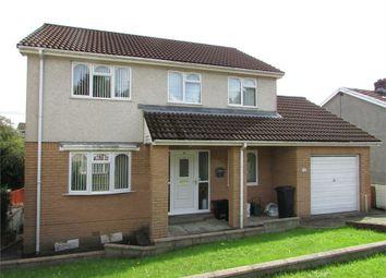 Thumbnail 3 bedroom detached house for sale in Burrows Road, Skewen, Neath, West Glamorgan