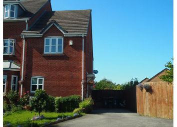 Thumbnail 2 bed semi-detached house for sale in Foss Court, Morecambe