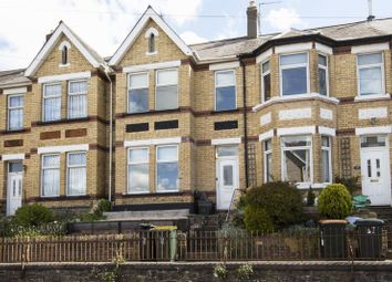 Thumbnail 3 bed terraced house for sale in Morden Road, Newport