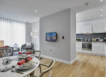 Thumbnail 2 bedroom flat for sale in Plot 47, Trinity Square, High Road, Finchley, London