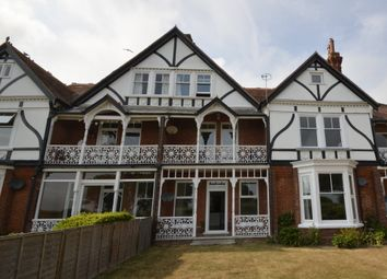 Thumbnail 3 bed flat for sale in Hamilton Gardens, Felixstowe
