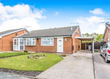 Thumbnail 1 bedroom bungalow for sale in Hythe Avenue, Crewe, Cheshire