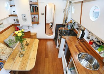 Thumbnail 1 bed houseboat for sale in Chelsea Harbour, Chelsea