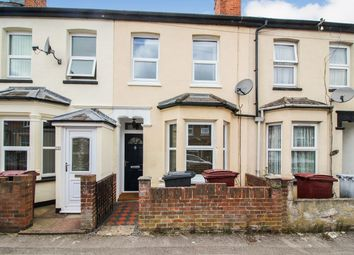 Thumbnail 3 bed terraced house for sale in Elm Park Road, Reading