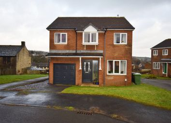 Thumbnail 4 bed detached house for sale in Moorland Rise, Meltham, Huddersfield
