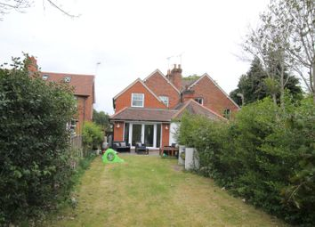 Thumbnail 3 bed semi-detached house to rent in Pirbright Terrace, Guildford Road, Woking