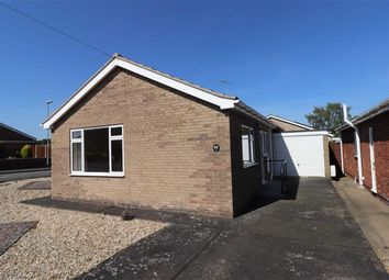 Thumbnail 2 bed bungalow for sale in Swallow Avenue, Skellingthorpe, Lincoln
