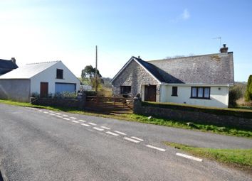Thumbnail 4 bed detached bungalow for sale in St. Florence, Tenby