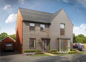 "Thumbnail 4 bedroom detached house for sale in ""Holden"" at East Walk, Yate, Bristol"