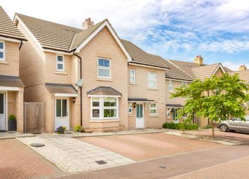 Thumbnail 3 bed end terrace house for sale in Browning Close, Royston, Hertfordshire