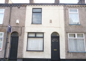 Thumbnail 2 bed terraced house for sale in Tudor Street, Liverpool