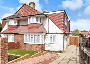 Thumbnail 5 bed semi-detached house for sale in Treewall Gardens, Bromley