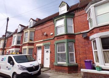 Thumbnail 5 bed terraced house for sale in Ampthill Road, Aigburth, Liverpool, Merseyside