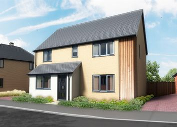 Thumbnail 4 bed detached house for sale in The Pastures, Wood Meadow, Oulton, Lowestoft