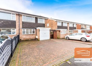 Thumbnail 3 bed semi-detached house for sale in Meadow Close, Shelfield, Walsall