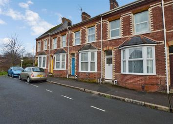 Thumbnail 2 bed property for sale in Temple Road, St Leonards, Exeter