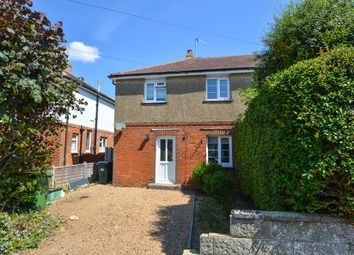 Thumbnail 2 bed semi-detached house for sale in Knoll Road, Eastbourne