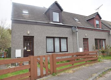 Thumbnail 2 bed semi-detached bungalow for sale in Manse Road, Kingussie