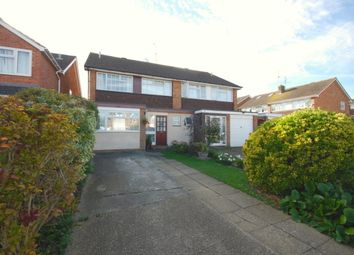 Thumbnail 5 bed semi-detached house for sale in Chestnut Walk, Chelmsford