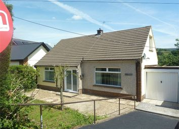 Thumbnail 4 bed detached bungalow for sale in Maesteg Road, Llangywnyd, Maesteg, Mid Glamorgan
