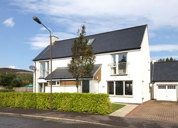 Thumbnail 4 bed detached house for sale in Robertson Way, Callander