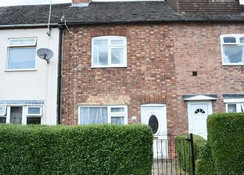Thumbnail 2 bedroom terraced house to rent in Regent Street, Church Gresley, Swadlincote