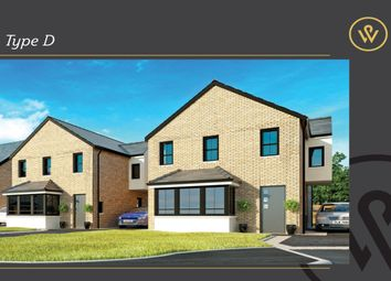 Thumbnail 4 bed detached house for sale in Wyndell, Donaghadee Road, Newtownards