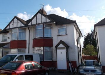 Thumbnail 3 bed semi-detached house for sale in Pembroke Place, Edgware