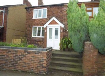 Thumbnail 2 bed end terrace house for sale in Wereton Road, Audley, Stoke-On-Trent