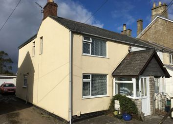 Thumbnail 2 bed end terrace house for sale in Church Road, Peasedown St. John, Bath