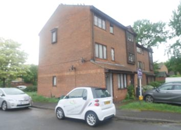 Thumbnail 1 bed flat to rent in Barnes Avenue, Southall/Norwood Green