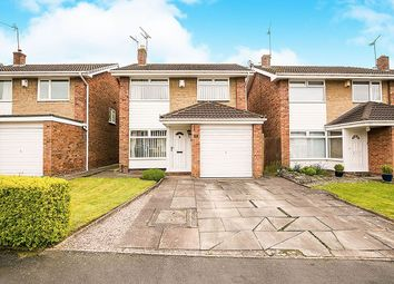 Thumbnail 3 bed detached house for sale in Westbourne Road, Chester