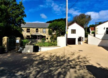 Rejerrah, Newquay TR8. 7 bed detached house for sale
