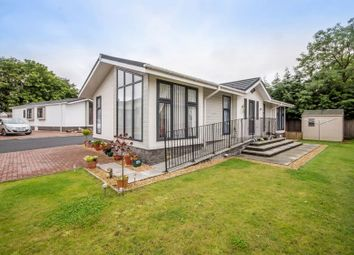 Thumbnail 2 bed detached bungalow for sale in Bishops View, Gairneybridge, Kinross