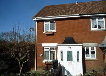 Thumbnail 3 bed semi-detached house to rent in Florentine Way, Waterlooville