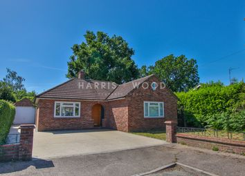 Thumbnail 2 bed bungalow for sale in Weavers Close, Colchester