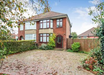3 bed semi-detached house for sale in Corton Road, Ipswich IP3