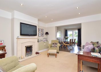 Thumbnail 3 bedroom semi-detached bungalow for sale in Walnut Avenue, Chichester, West Sussex