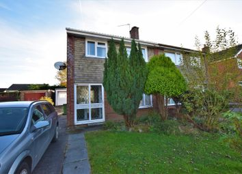 Thumbnail 3 bed semi-detached house to rent in Chalvington Close, Beddau, Pontypridd
