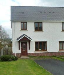 Thumbnail 3 bed property to rent in Caer Wylan, Llanbadarn Fawr, Aberystwyth, Ceredigion