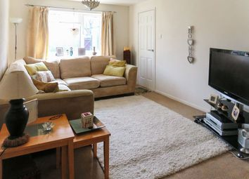 Thumbnail 2 bed end terrace house for sale in Rowanberry Avenue, Braunstone Frith, Leicester