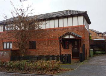 Thumbnail 3 bedroom semi-detached house to rent in Primatt Crescent, Milton Keynes