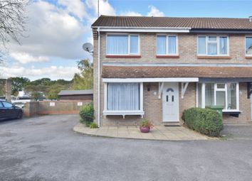 Thumbnail 3 bed end terrace house for sale in Cornflower Gardens, Billericay