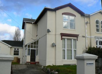 Thumbnail 2 bedroom flat to rent in Vine Road, Torquay