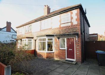 Thumbnail 3 bed semi-detached house to rent in Queens Drive, Grappenhall