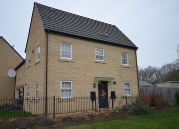 Thumbnail 3 bed semi-detached house to rent in Regal Close, Corby