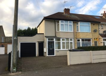 Thumbnail 3 bedroom semi-detached house to rent in Kerrysdale Avenue, Leicester