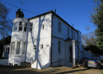 Thumbnail 1 bed flat to rent in Downside, Epsom