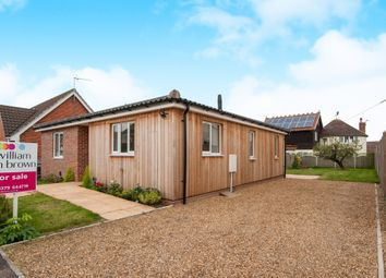 Thumbnail 2 bed detached bungalow for sale in Store Street, Roydon, Diss